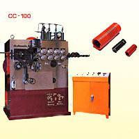 Automatic Spring Coiling Machine - CC-100, CC-60