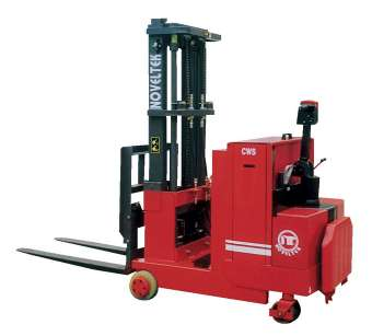 Counterbalanced Walkie Stacker (Load: 500Kg/800 Kg /1 Tons,1100LB~2200LB) CWS-05/08/10 - CWS-05/08/10