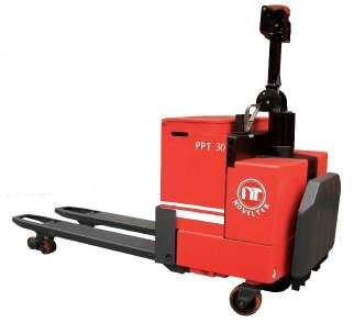 Powered Pallet Truck (1.8 Tons/2 Tons/3 Tons/4 Tons) - PPT-18/20/30/40