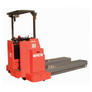 Powered Pallet Truck(Load: 8 Tons / 10 Tons / 15 Tons)PPT-80/100/150 - Model:PPT-80/100/150