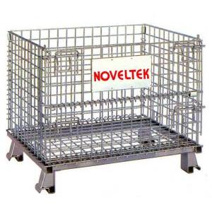 Warehouse cage L800 × W600 × H640 mm Load: 800 KG A-3