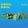 Automatic feeding machine/Automatic gang slitter - S-B23L/S-B34