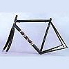 CR-MO Racing Frame Built of Columbus FOCO Tubing - THR-712 FOCO
