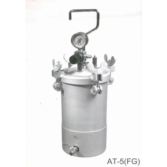 Hand carry pressure Tank -down drain - AT-5FG